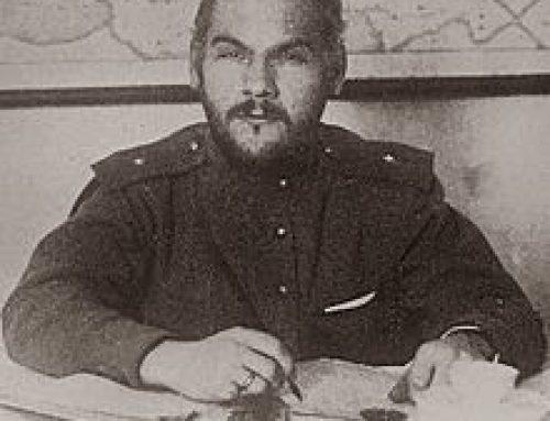 """La Herencia de Krylenko, el poder en Ajedrez, versión siglo XXI en """"The Banana Republic""""."""