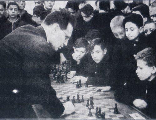 Boris V. Spassky: Una gran leyenda en 125 fotos