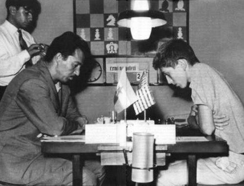 Gligoric y Fischer, más que 16 partidas